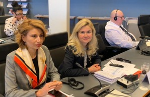 Продолжаем сотрудничество с ЕС на всех уровнях – Светличная