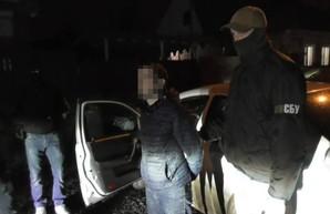 В Харькове СБУ задержала на взятке майора полиции (ФОТО)