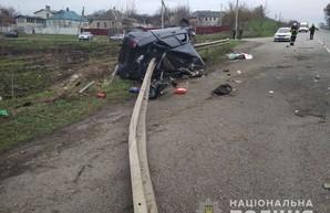 В Харьковской области случилось смертельное ДТП