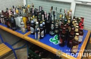 В Харькове продолжают торговать сомнительной водкой (ФОТО)