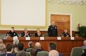Представлен новый руководитель Национальной полиции в Харьковской области