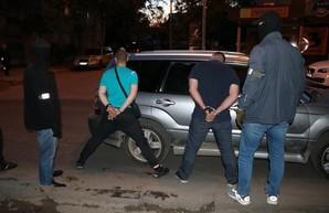 На Харьковщине СБУ разоблачила группу полицейских на «крышевании» наркоторговцев (ФОТО, ВИДЕО)