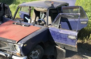 В ДТП под Харьковом погиб пьяный водитель (ФОТО)