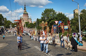 Завтра по центру Харькова пройдет Крестный ход