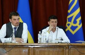 Зеленский поручил силовикам прекратить вырубку лесов в Харьковской области