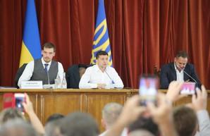 Воскобойникова зафиксировали вместе с Сысой, которого Зеленский вызвал в АП за «черные вырубки»