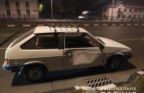 В Харькове автомобиль насмерть сбил пешехода (ФОТО)
