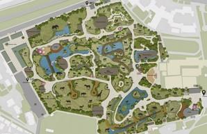 Сколько уже потратили на реконструкцию харьковского зоопарка: сумма