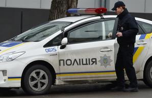 В пяти районах Харьковщины введен план «Перехват» из-за ограбления директора госпредприятия