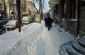 Харьков завалит снегом: горожан предупредили о резком ухудшении погоды