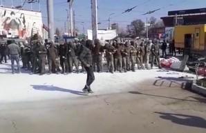 Столкновения на ТЦ «Барабашово»: виновные могут получить до восьми лет лишения свободы (ФОТО)