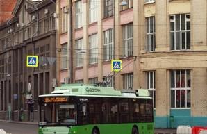 Сегодня троллейбус №11 будет курсировать по другому маршруту