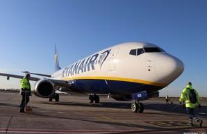 Ryanair открыл продажи билетов на авиарейсы из Харькова в Бергамо