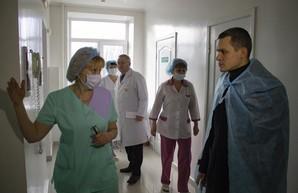 Областная инфекционная больница приглашает на работу врачей-анестезиологов, инфекционистов и медсестер