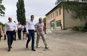 Барвенковский район получит поддержку областного руководства в вопросах развития инфраструктуры – Кучер