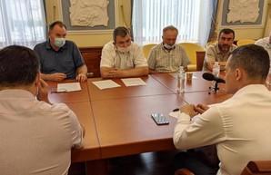 Другого решения нет: Кучер обсудил с чернобыльцами открытие диспансера радиационной защиты для приема больных с COVID-19