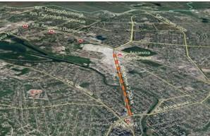Кернес на сессии анонсировал начало строительство скандальной дороги через «Барабашово»