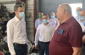 Правоохранители проверят расход средств при строительстве Богодуховского мусороперерабатывающего завода