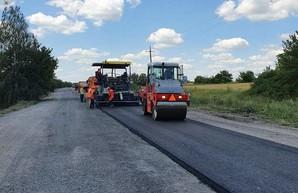 «Большое строительство» на Харьковщине: какие дороги отремонтируют в этом году (ВИДЕО)