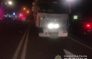 В Песочине ДТП с грузовиком: пострадали четыре человека, в том числе ребенок (ФОТО)