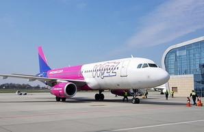 Wizz Air прекращает полеты из Харькова в Польшу и Венгрию