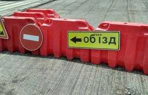 Часть Московского района перекроют для движения