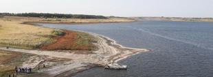 Кучер: Ситуация с наполненностью Краснопавловского водохранилища – сверхкритическая