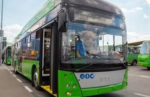 На Северной Салтовке ввели новый троллейбусный маршрут