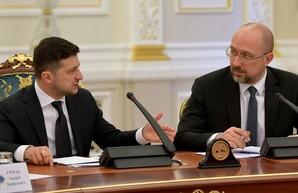 Премьер-министр Шмыгаль предложил Зеленскому дискредитировать «Тарифный майдан»