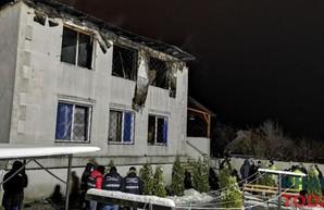 Смертельный пожар в Харькове. Президент посетит место трагедии