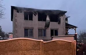Пожар в Харькове: дом не существует на плане города, но про него снимали рекламные ролики