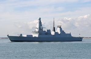 В Черное море войдут военные корабли Великобритании