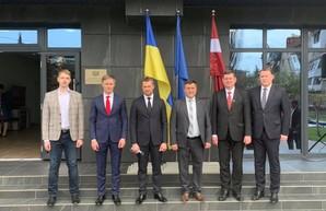 Страна ЕС открыла первое почетное консульство на Донбассе
