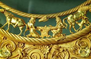 Украина продолжает бороться за «скифское золото»