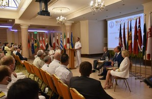 """Военно-морские учения """"Си-Бриз"""" начались в Одессе"""