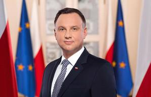 Президент Польши Анджей Дуда: «Европа безразлична к безопасности Украины»
