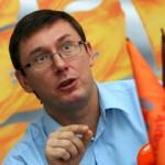 Ющенко зажилил подарок на день рождения Луценко