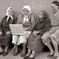 Зачем бабушке компьютер?