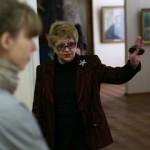 Скандал: директор харьковского музея поломала новое искусство (ФОТО)