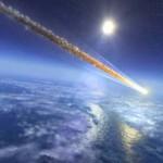Ужос! Метеорит приземлился на школьника