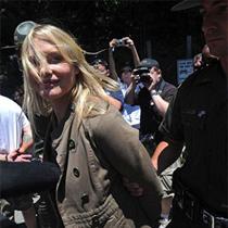 Арестована звезда фильма «Убить Билла»