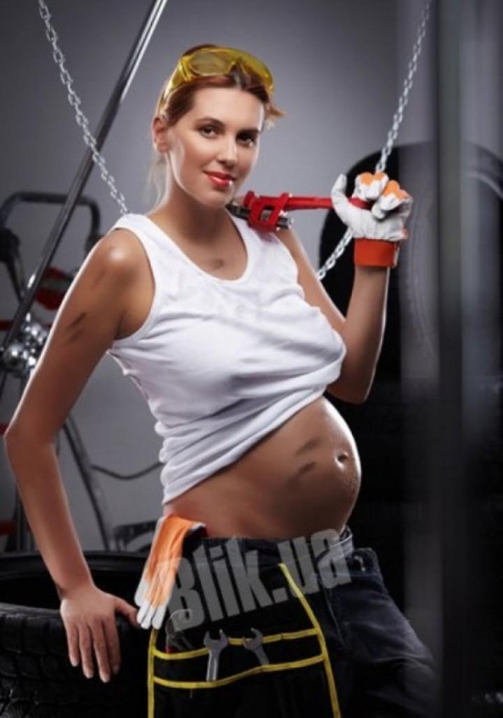 Секси и беременность