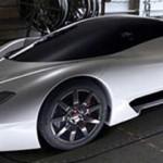 Первые фото самого быстрого в мире автомобиля (ФОТО)
