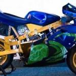 Компьютер в форме мотоцикла. Или мотоцикл с начинкой из компьютера? (ФОТО)