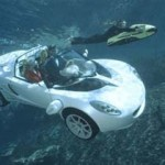 Автомобили агента 007 – технопарк «Бондианы» (ФОТО)