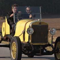 Все автопроизводители показывают новые модели, а Skoda – старые (ФОТО)
