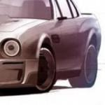 Обнародована первая информация о Aston Martin CR V8 Concept (ФОТО)