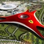 Фантастический парк Ferrari World: открытие отложено в связи с трауром (ФОТО)