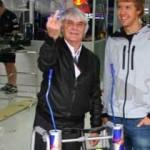 «Не дождетесь!», - основатель «Формулы-1» празднует 80-летие (ФОТО)