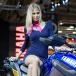 Самые красивые девушки итальянского мотосалона EICMA 2010
